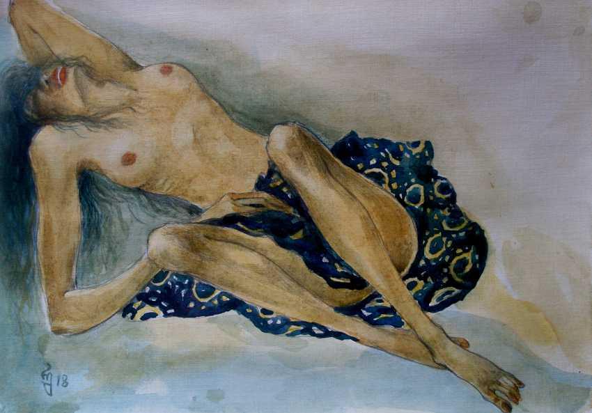 Giorgi Rurua. Woman - photo 1