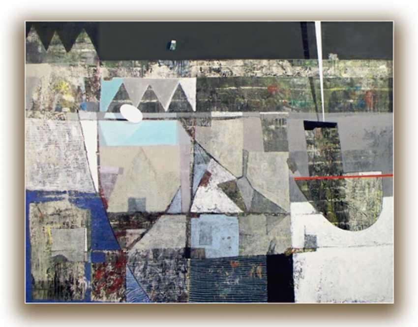 Kakhaber Tatishvili. canvas, acrylic - photo 1