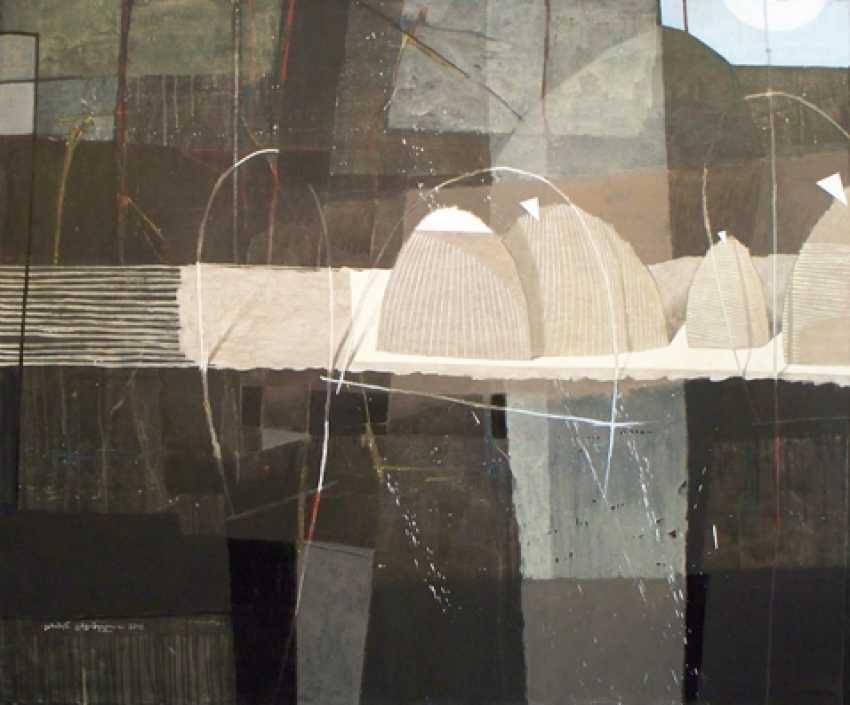 Kakhaber Tatishvili. acrylic,canvas - photo 1