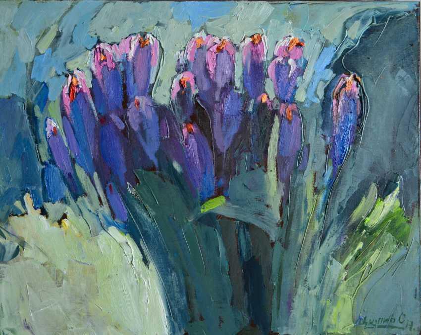 orest tsyupko. flowers - photo 1