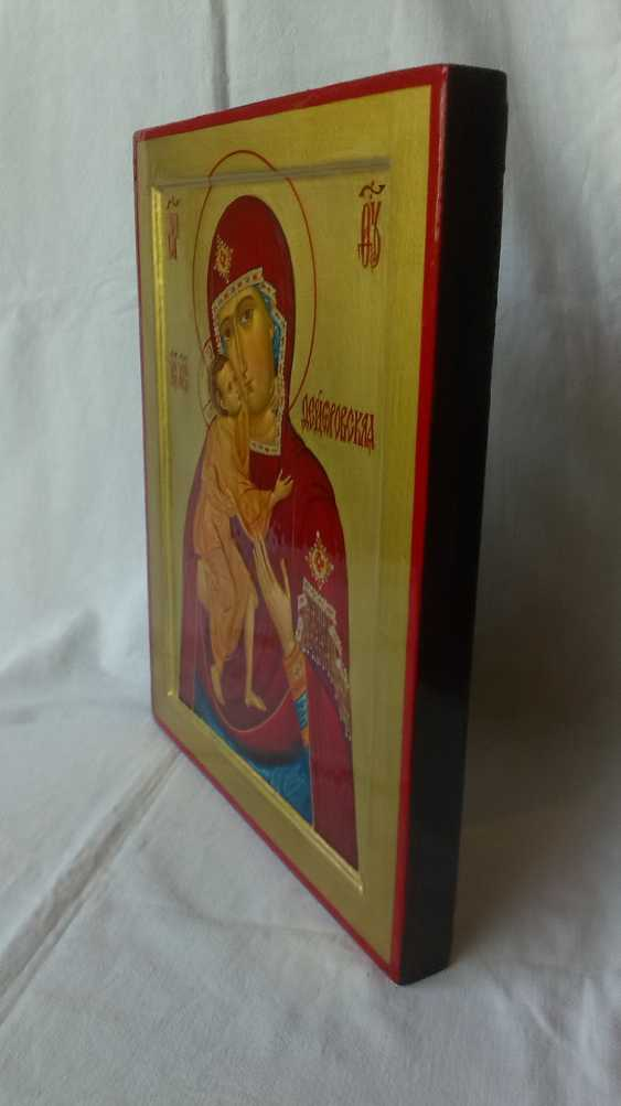 Gennadiy Stepanov. The Theodorov icon of the Mother of God - photo 2