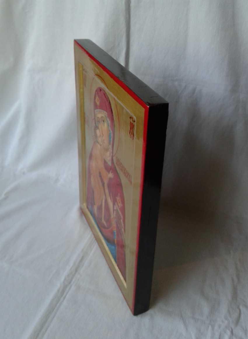 Gennadiy Stepanov. The Theodorov icon of the Mother of God - photo 3