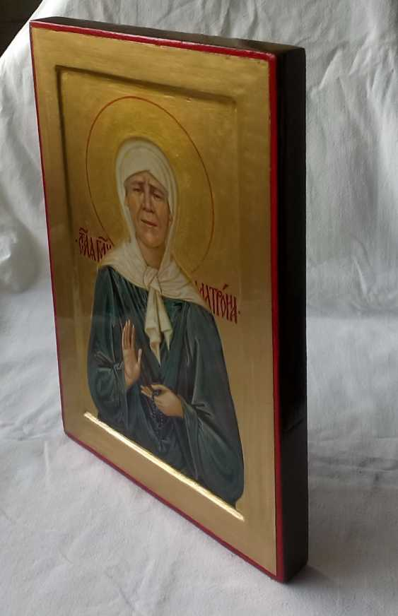 Gennadiy Stepanov. Icon Of St. Blessed Matrona Of Moscow - photo 2