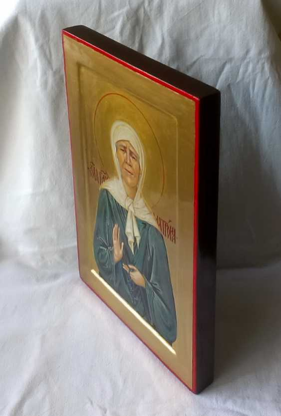 Gennadiy Stepanov. Icon Of St. Blessed Matrona Of Moscow - photo 3