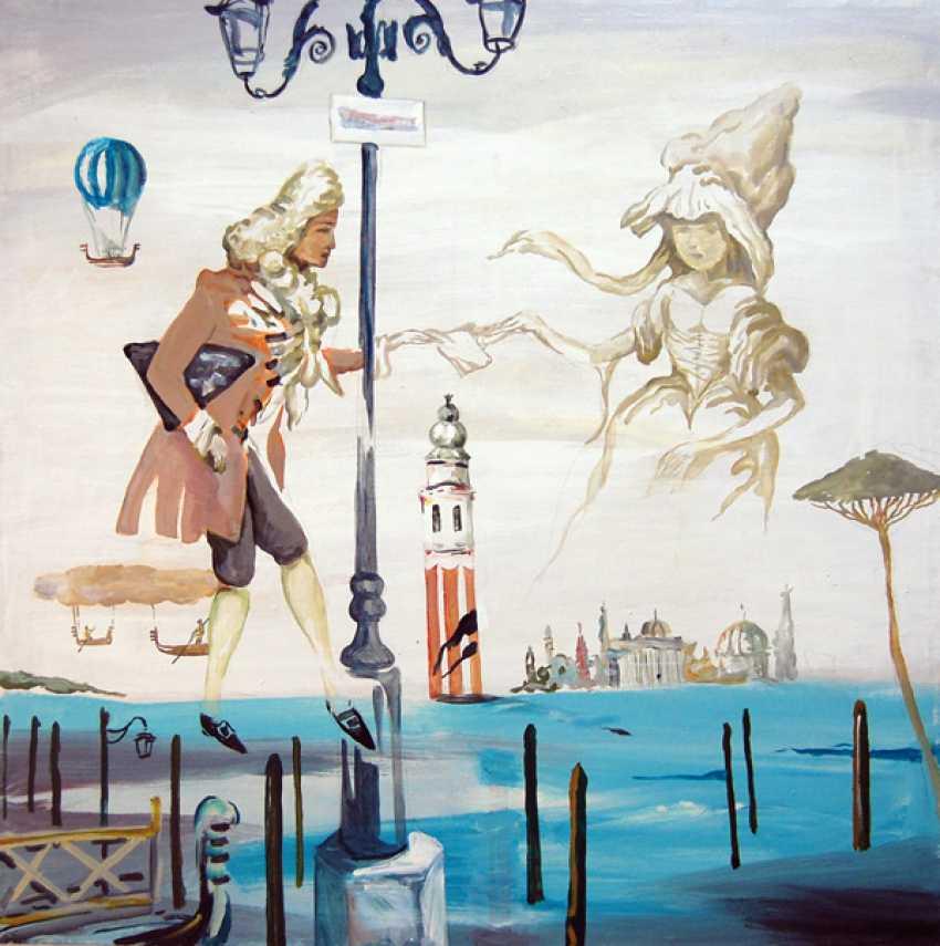 Ildar Babich. Venedig - Foto 1