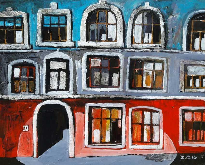 Zurab Gikashvili. House of Colors - photo 1