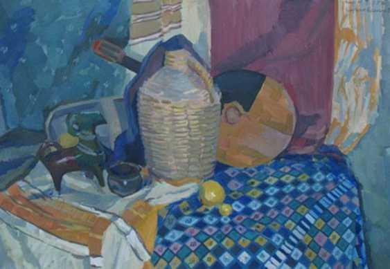 Volodymyr Korolievskyi. Still life with domra - photo 1