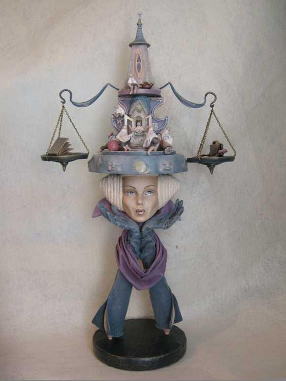 """Natalya Kopytova. """"Equilibrium"""" - photo 1"""