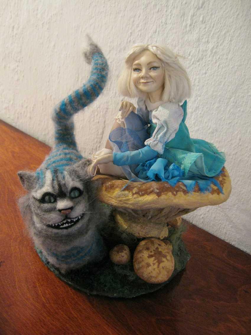 """Natalya Kopytova. """"Alice"""" - photo 1"""