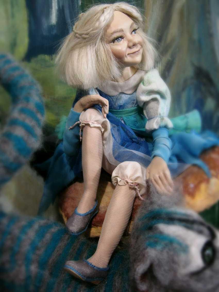 """Natalya Kopytova. """"Alice"""" - photo 2"""
