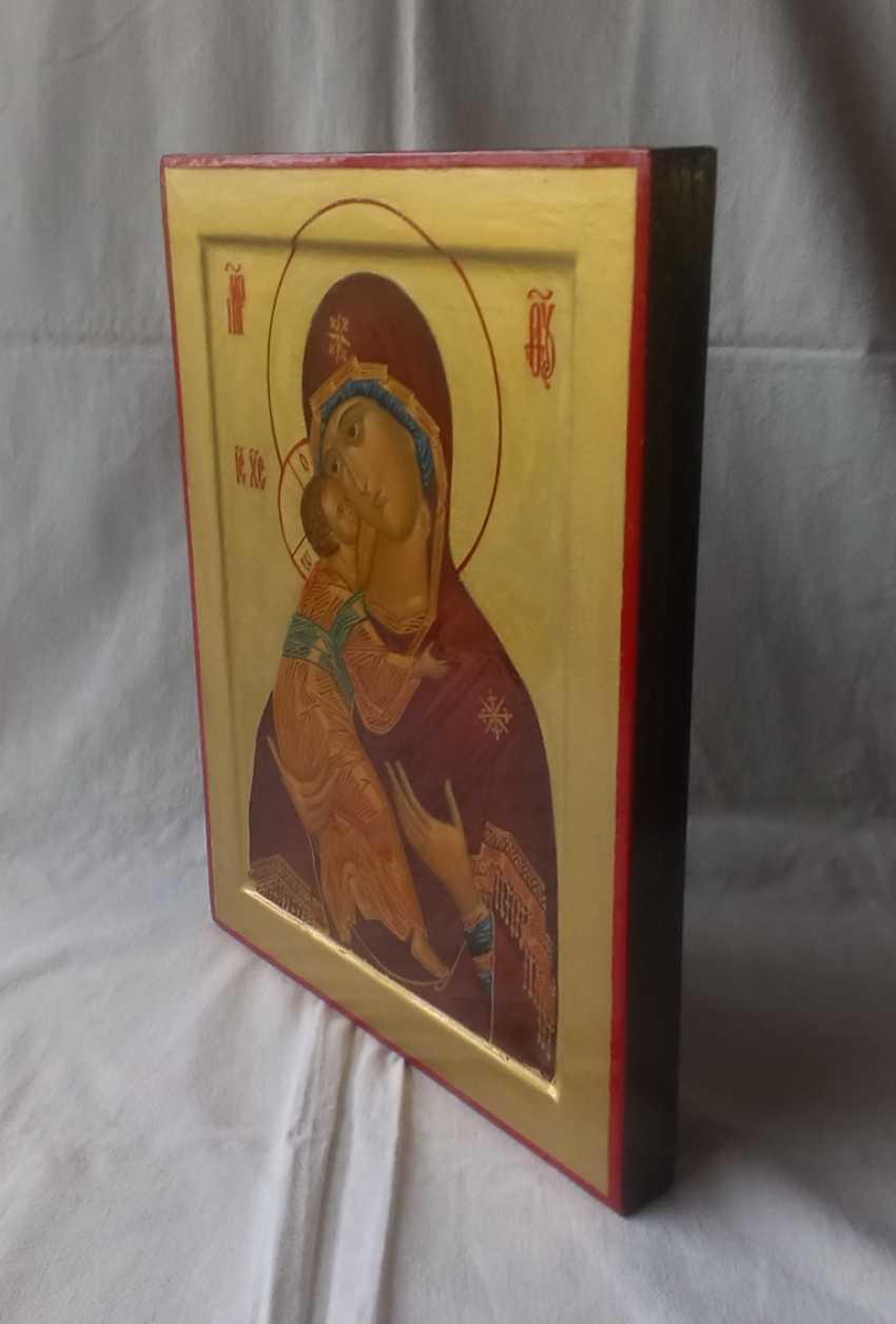 Gennadiy Stepanov. Icon Of Mother Of God Of Vladimir - photo 2