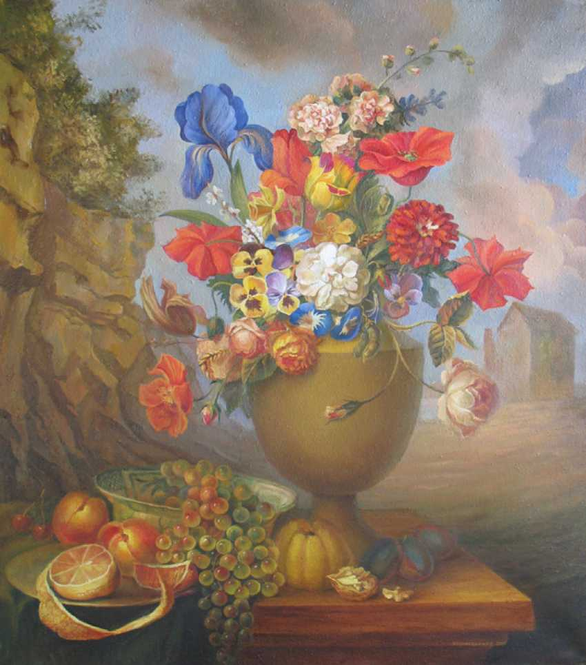 Svitlana Korolievskaia. Flowers and fruits - photo 1
