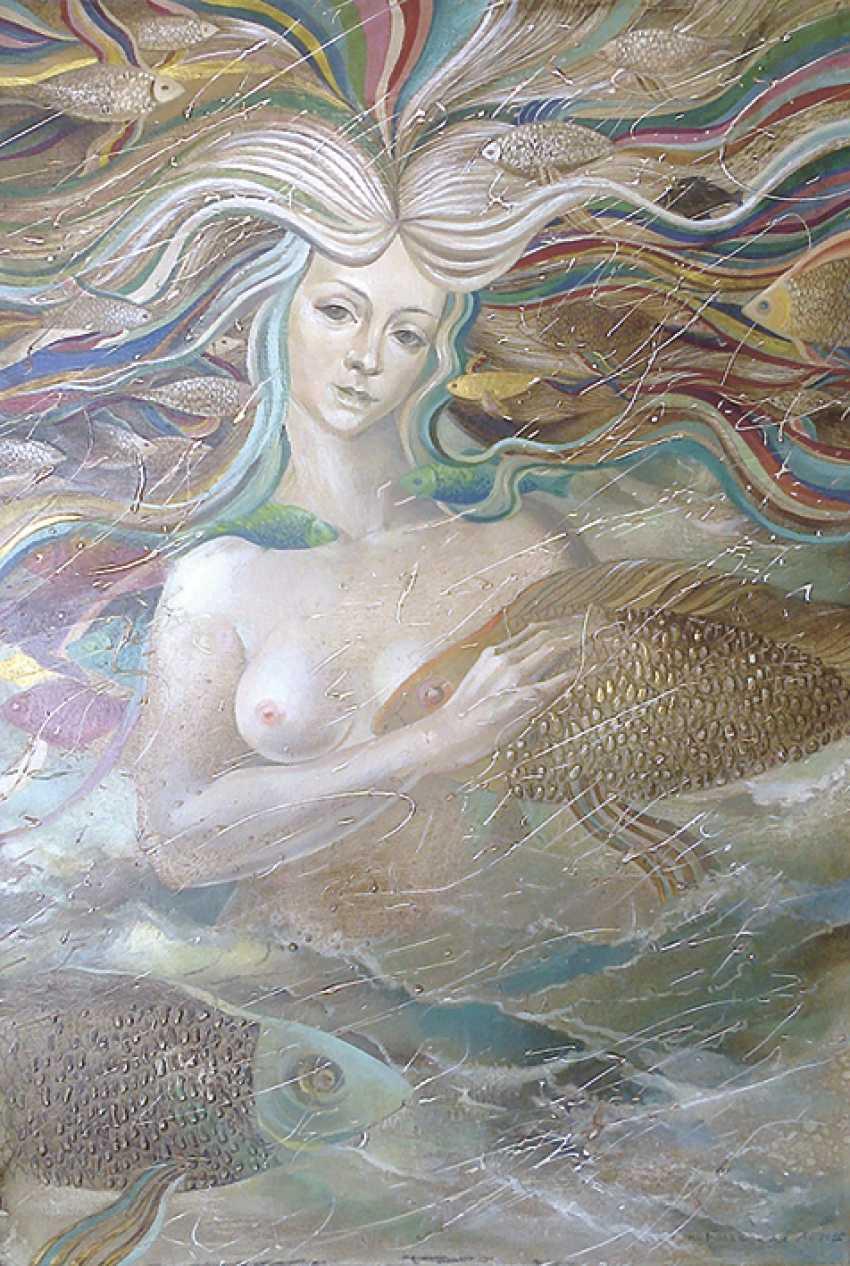 Svitlana Korolievskaia. The little mermaid - photo 1