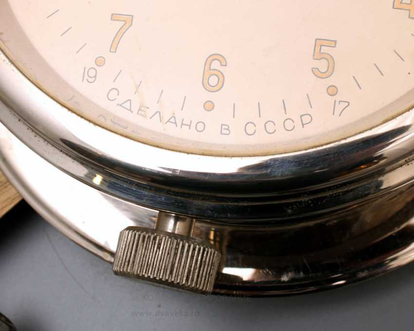 Watch helm sea wall with Arabic numerals - photo 3