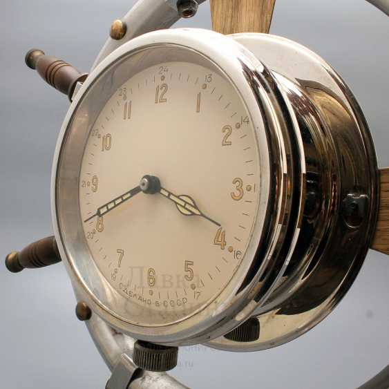 Watch helm sea wall with Arabic numerals - photo 7