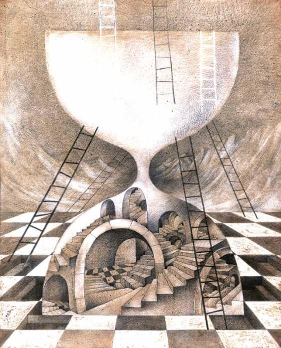 Svitlana Korolievskaia. Les labyrinthes du temps - photo 1