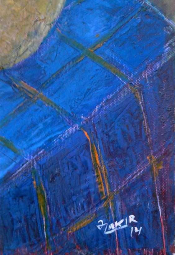 ZAKIR AHMEDOV. APPLE2014year oil on canvas 30X40 cm1500$ - photo 2
