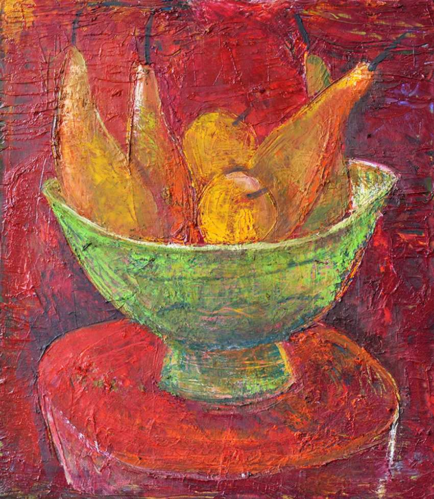 ZAKIR AHMEDOV. FALL.2014year oil on canvas 45x55 cm2500$ - photo 1