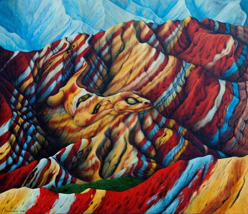 Yuliya Dolynska. The Chinese Striped - photo 1