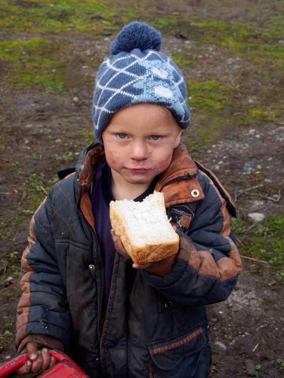 Сергей Гивиряк. Белый хлеб - фото 1