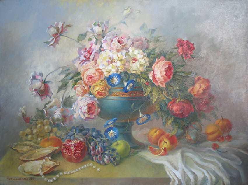 Svitlana Korolievskaia. Roses - photo 1