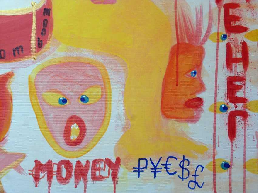 Serge Lis Eliseev. Daddy Give Me Money - photo 3