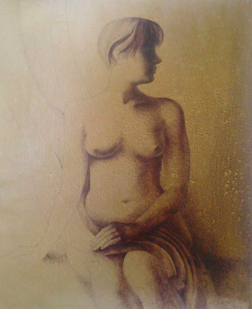 Svitlana Korolievskaia. Nude - photo 1