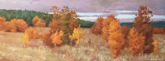 "Ksenya Shapkina. ""Golden horizons"" - photo 1"