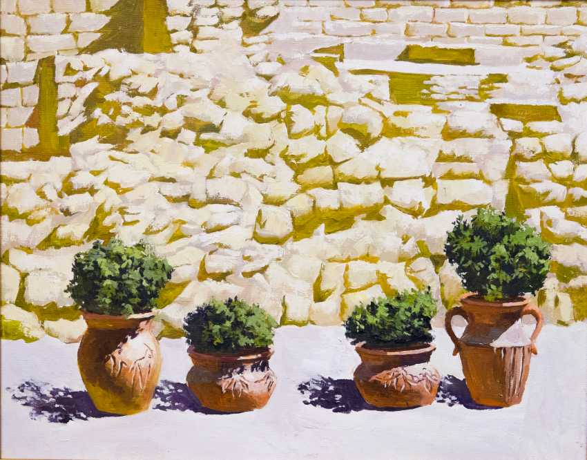 "Ksenya Shapkina. ""Sun stones"" - photo 1"