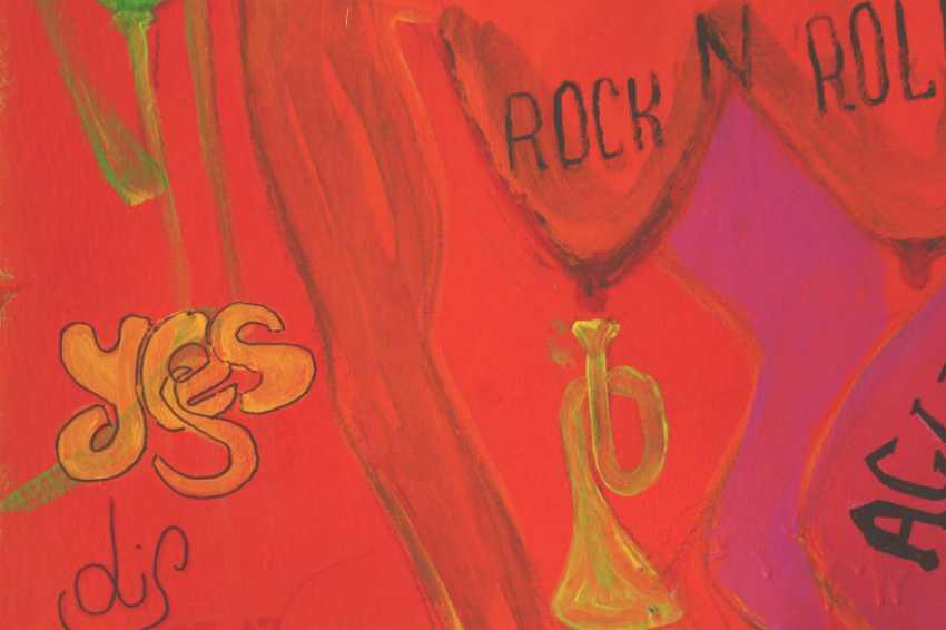 """Serge Lis Eliseev. """"Drug, SPORTS and Rock'n'roll"""" - photo 3"""