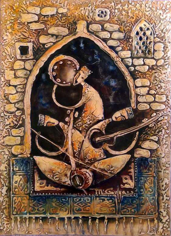 Gulnara Makhmud. Mugham-Eastern melody - photo 1