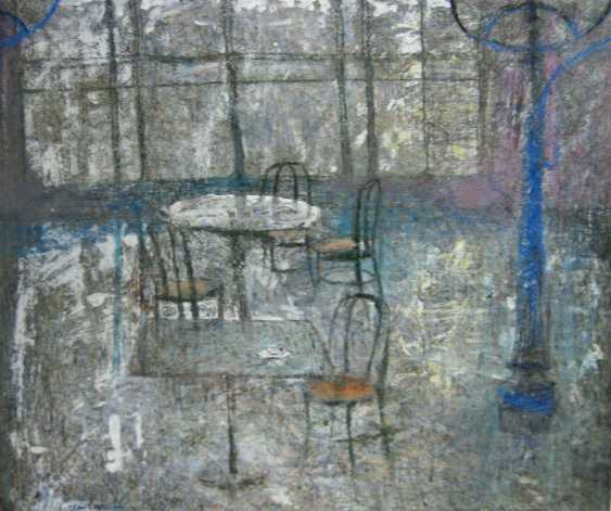 Yulia Svirepova. Cafe. - photo 1