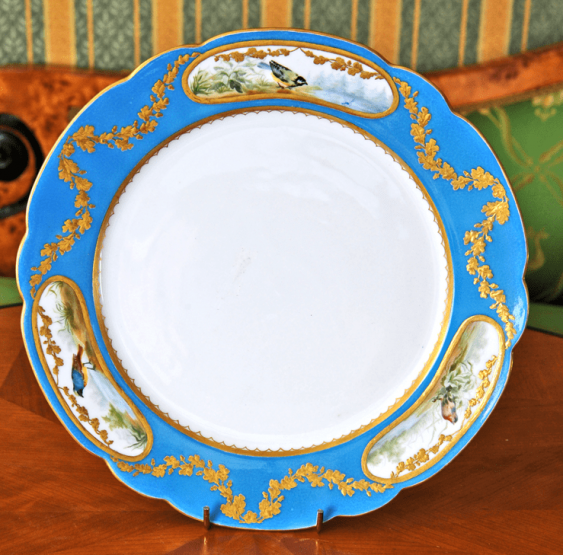 Dish dining room porcelain - photo 1