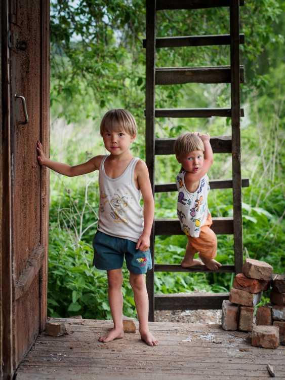 Sergey Giviryaak. Brothers - photo 1