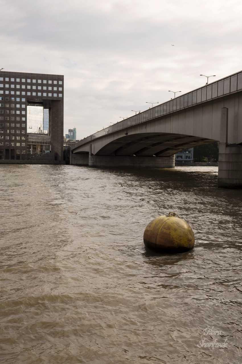 Dilara Sharifzade. London.Thames - photo 1