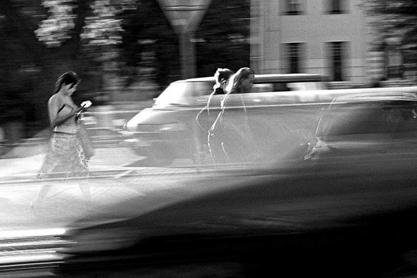 Gennady Karchewsky. Spring in the city - photo 1
