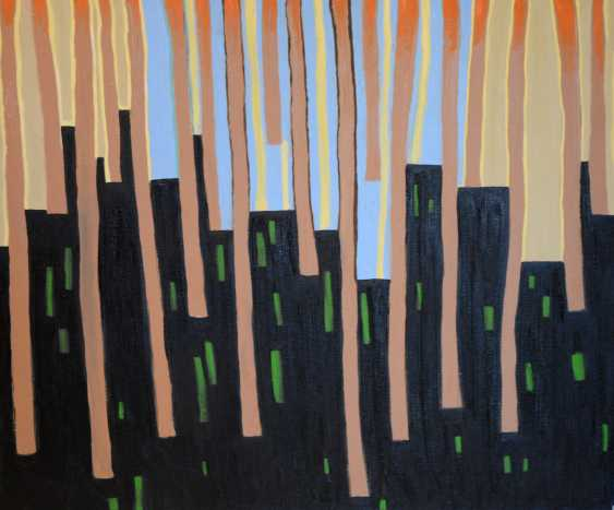 Svetlana Nemontova. Landscape composition No. 4 - photo 1