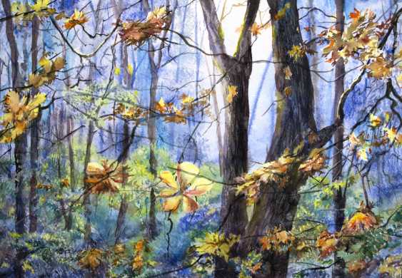 Konstantin Tolkachev. Forest - photo 1