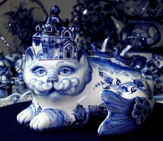 Sergey Karpukhin. Fish-cat - photo 1