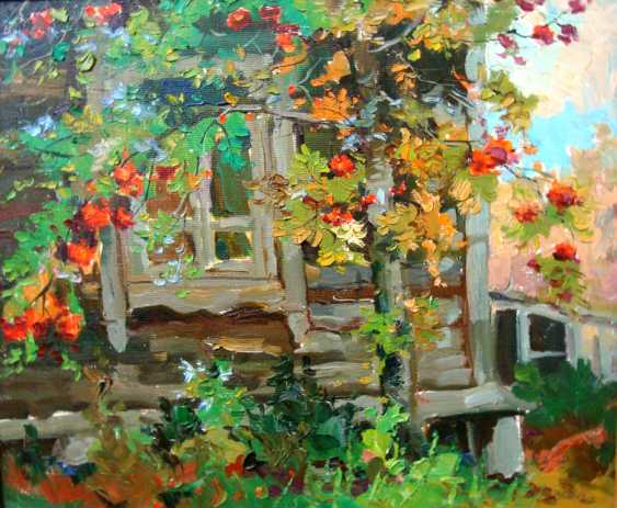 Andrey Mishagin. At the window mountain ash - photo 1