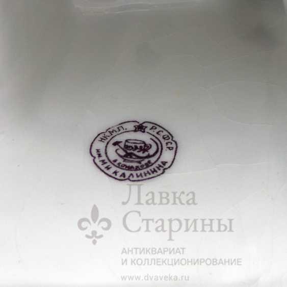 "The sculpture ""Chef–Uzbek"", author frih-har, faience, repeat the 1990-2000s - photo 6"