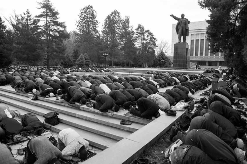 Alimzhan Zhorobaev. Prayer - photo 1
