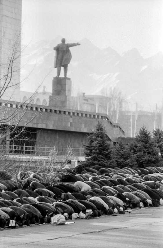 Alimzhan Zhorobaev. Prayer - photo 3