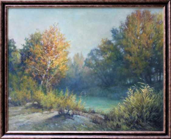 Alexander Kusenko. Autumn morning - photo 2