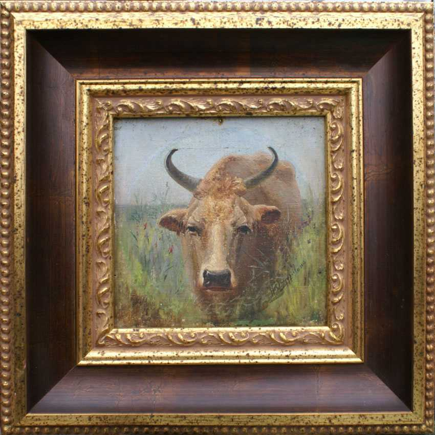 "The Painting ""The Ox"" - photo 1"