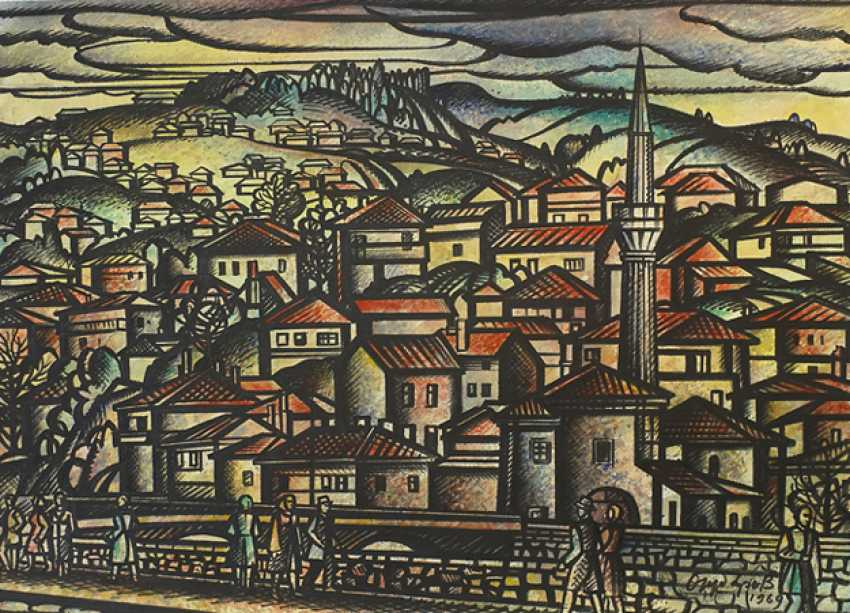 Alexander Gubarev. Yugoslavia. Sarajevo - photo 1