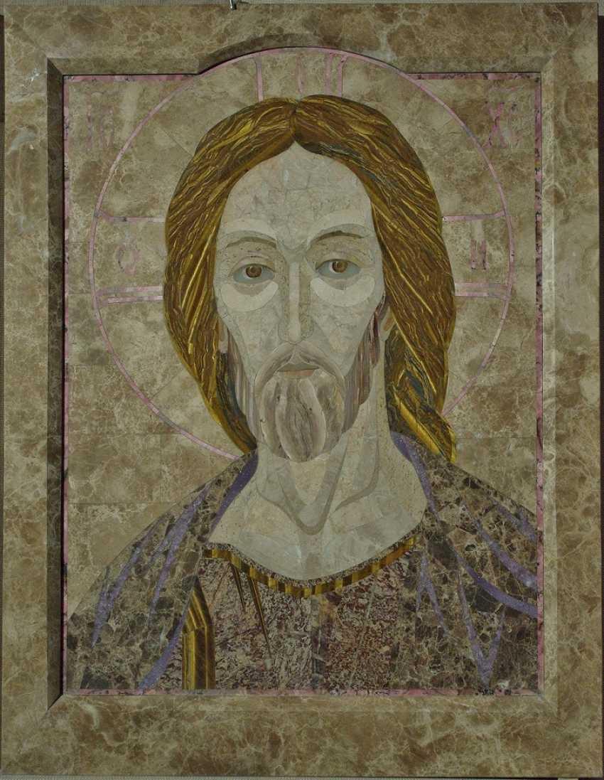 "Aleksei Zagorskij. ""Saved"" (triptych - Deisis fragment) - photo 1"