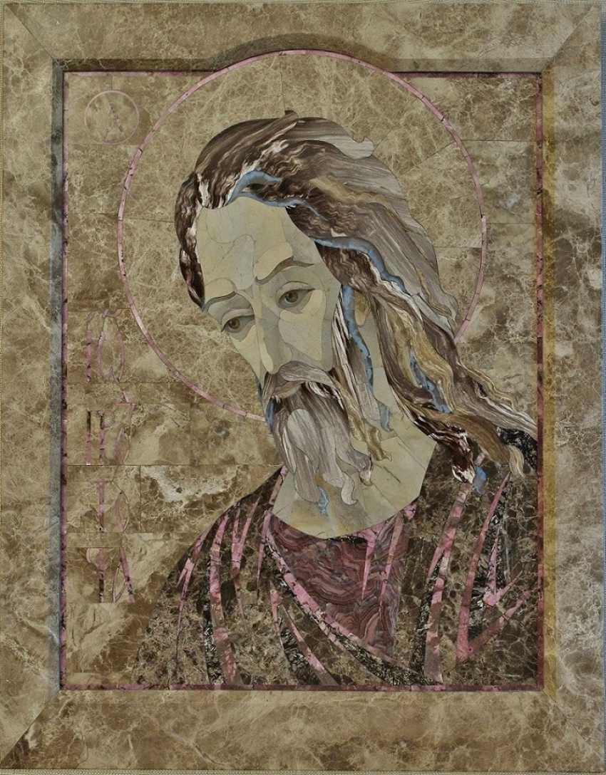 "Aleksei Zagorskij. ""Jean-Baptiste"" (triptyque-деисис fragment) - photo 1"