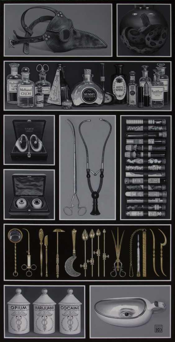 Yuliya Dolynska. The Cabinet of Dr. Caligari - photo 1