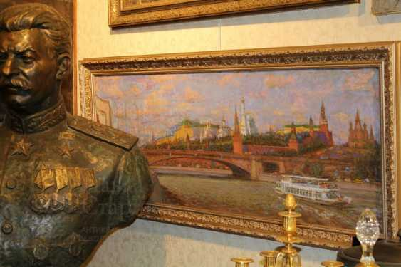 "The painting ""Moskvoretsky bridge"" - photo 2"